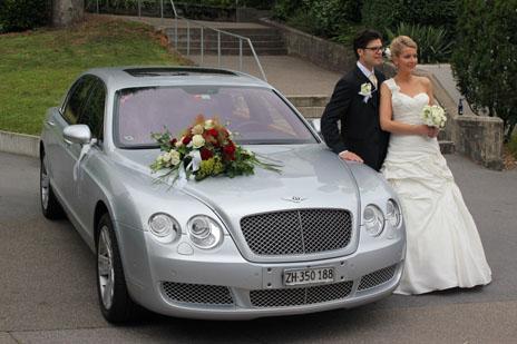 CALEDONIA Hochzeitsauto