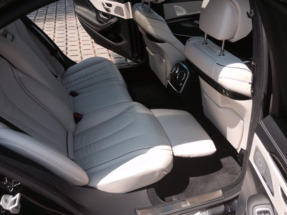 caledonia mercedes s350 limousine f r jeden anlass. Black Bedroom Furniture Sets. Home Design Ideas